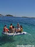 Отплываем с Хвара Хорватия отдых 2013