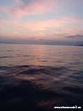 Розовый закат2 Хорватия отдых 2013