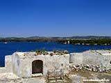 Вид сверху Крепости Николы Хорватия отдых 2013
