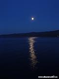 Восход луны Хорватия отдых 2013