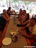 Ждём обед Хорватия отдых 2013