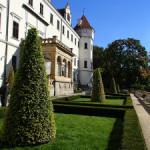 Замок Конопиште и Масса впечатлений в «посольстве охоты» Великоноцы – пасха