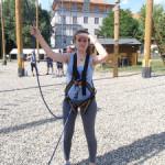 Вручение наград студентам, курсов чешского языка 2013/2014 Посещение замка и технического музея