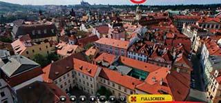 Экскурсия по Праге 3D