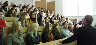 Начало подготовительных годовых курсов чешского языка 2013/2014