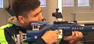 Поиск талантов по стрельбе