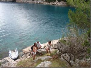 P7082425[2] Отдых на яхте в Хорватии 2014