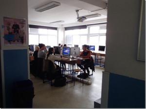 grafika-v-shkole Посещение Михаэл школы 2014