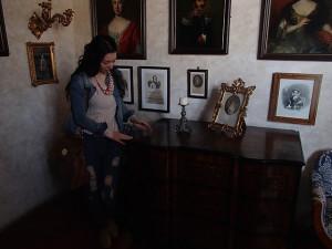 OLYMPUS DIGITAL CAMERA Экскурсия в замок Конопиште 2014