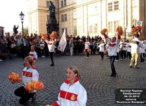 OLYMPUS DIGITAL CAMERA Марш Парад «Карлов мост» или Украинский эксклюзив покоряет Европу