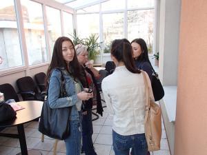 OLYMPUS DIGITAL CAMERA Посещение медицинской средней школы 2014