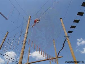 OLYMPUS DIGITAL CAMERA 8 метров над землёй