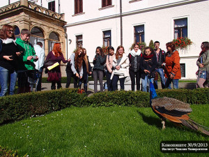 OLYMPUS DIGITAL CAMERA Замок Конопиште и Масса впечатлений в «посольстве охоты»