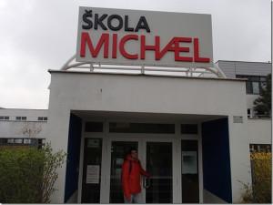 poseshenije-shkoly-michael2 Посещение Михаэл школы 2014