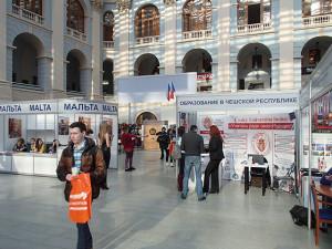 OLYMPUS DIGITAL CAMERA Выставка 2014 весной в Москве