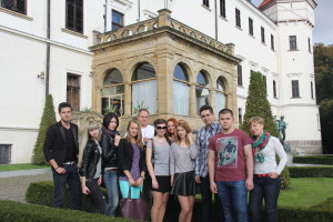IMG_0379 Посещение замка и технического музея