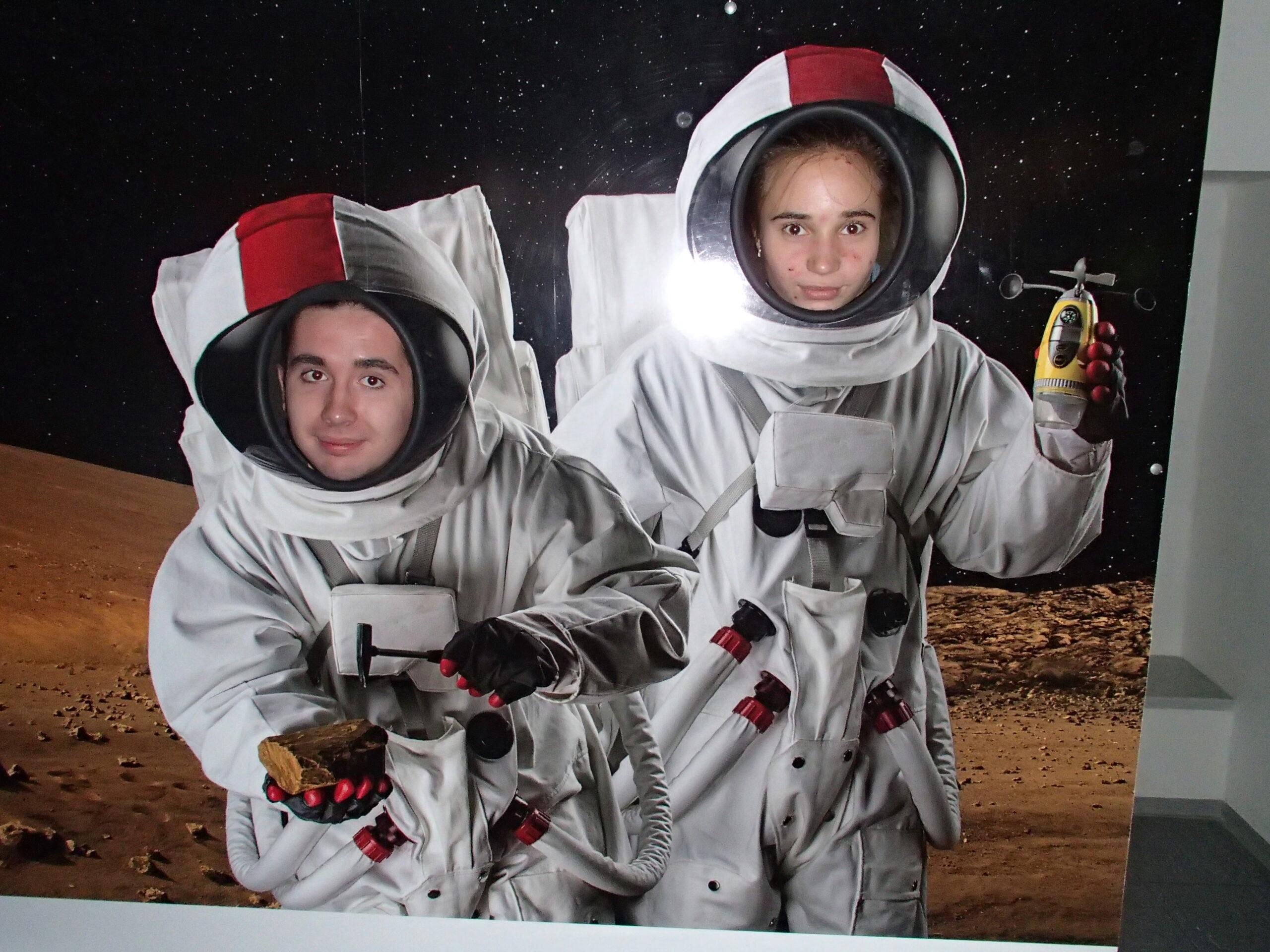 Посещение технического музея 2014