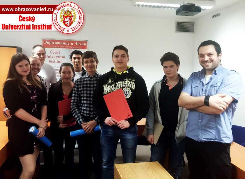 Вручение сертификатов 2015 (младшей группе)