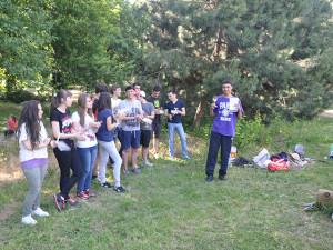 верёвочный-парк-выходные1 Вручение наград студентам, курсов чешского языка 2013/2014