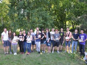 верёвочный-парк1 Вручение наград студентам, курсов чешского языка 2013/2014
