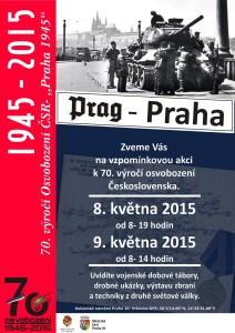 Освобождение Чехии Освобождение Чехии 70 лет назад