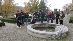 konopiste-2015-10-27-chehija (10) Поездка в замок Конопиште 2015