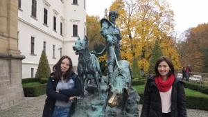 konopiste-2015-10-27-chehija (14) Поездка в замок Конопиште 2015