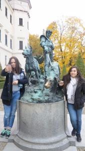 konopiste-2015-10-27-chehija (15) Поездка в замок Конопиште 2015