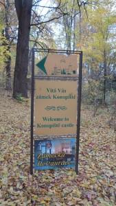konopiste-2015-10-27-chehija (3) Поездка в замок Конопиште 2015