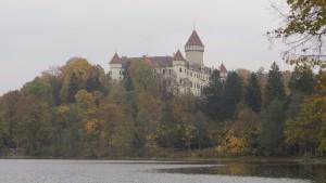 konopiste-2015-10-27-chehija (35) Поездка в замок Конопиште 2015