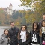 Поездка в замок Конопиште 2015 Образование в Колледже