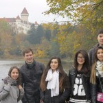 Поездка в замок Конопиште 2015 За рождеством – в Дрезден