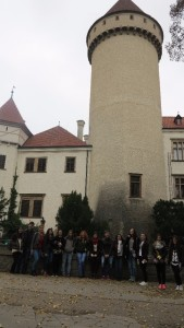 konopiste-2015-10-27-chehija (7) Поездка в замок Конопиште 2015