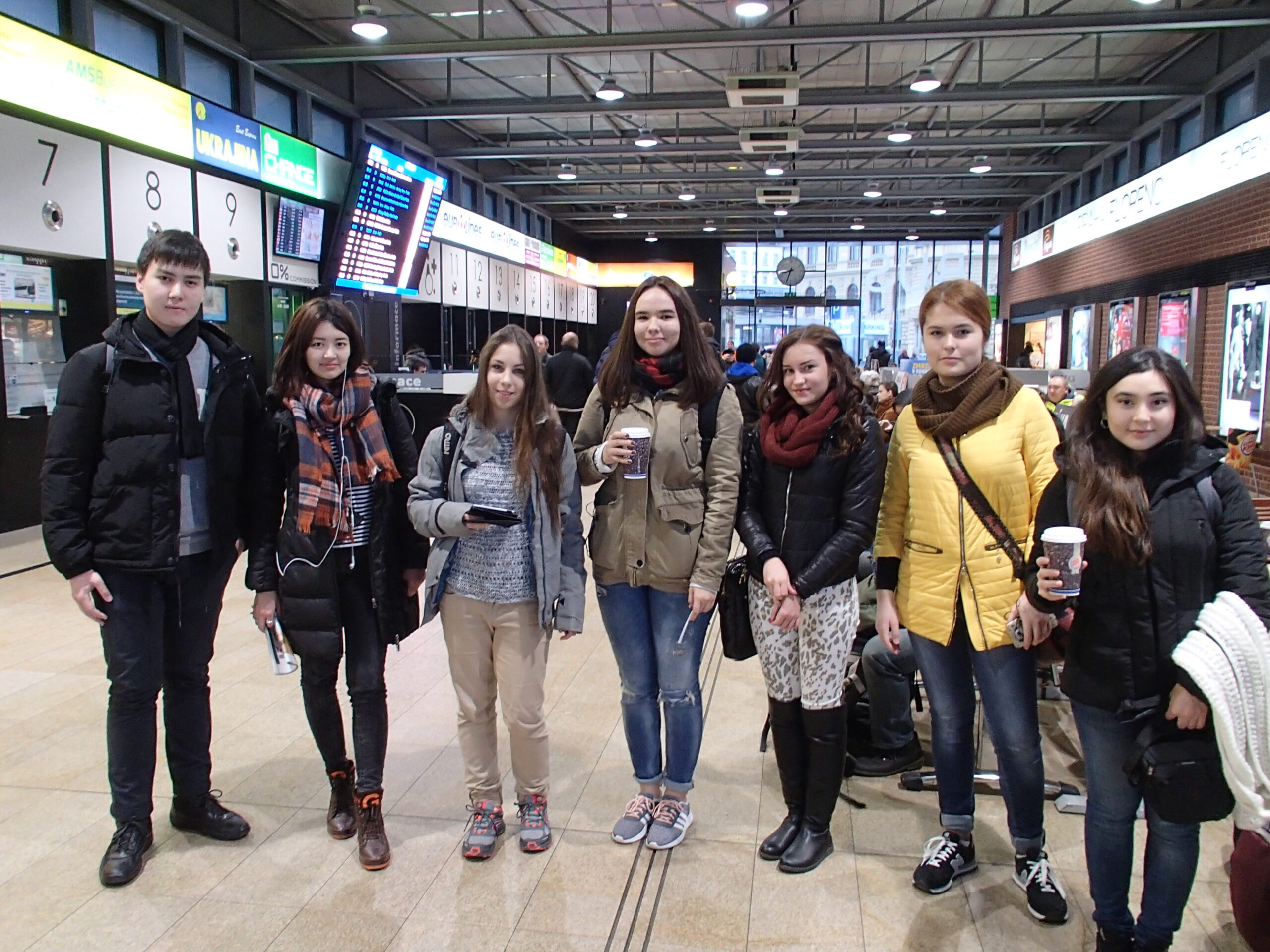 Рождественский Дрезден (поездка студентов 2015)