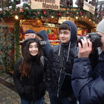 """Рождественский Дрезден 2015 (Фотографии) Тем временем """"Победительница поездки на яхте по Хорватии"""""""