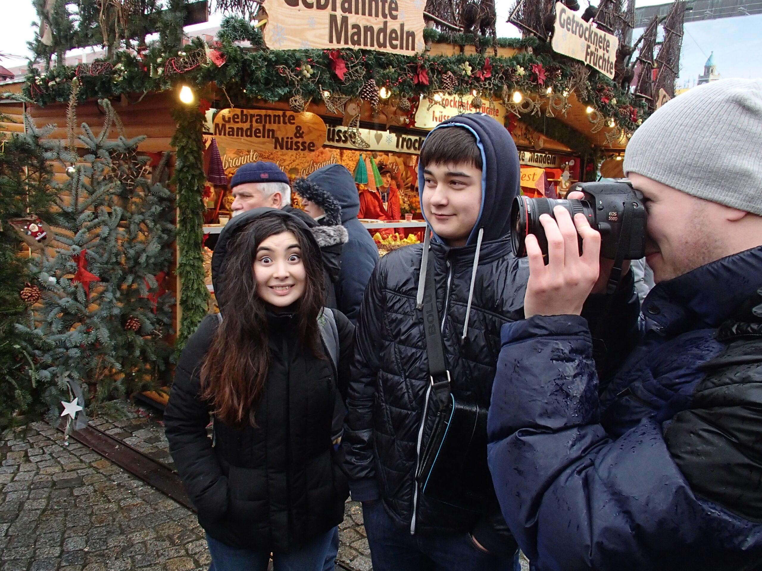 Рождественский Дрезден (Фотографии)