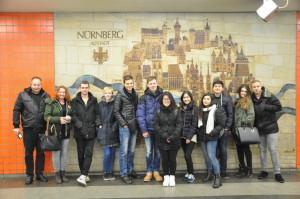 Поездка в нюрнберг