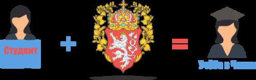 student-uchi-obuchenie-v-chehii Курсы чешского языка в Праге