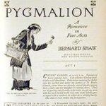 Джордж Бернард Шоу (Пигмалион) G.G.Shaw (Pygmalion) Запись в Чешское посольство нелегально