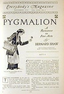 Джордж Бернард Шоу (Пигмалион) G.G.Shaw (Pygmalion)