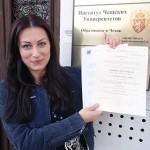 Ирина Стахнёва (Казахстан) Образование в Чехии для россиян