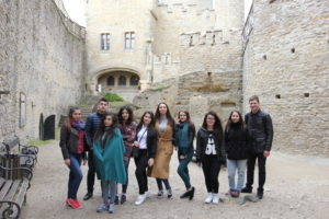 hrad-kokorin (42) Поездка со студентами на град Кокорин 2016