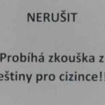 Долгожданный тест по чешскому языку 2015/16 Пасха в Чехии