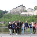 Поездка со студентами в Град Чешский Штемберг 2016 Долгосрочная виза – ваш шанс получить европейский диплом