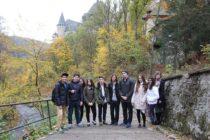 pokorenie-karlshtejna-2016-24 Покорение Карлштейна студентами Института Чешских Университетов 2016