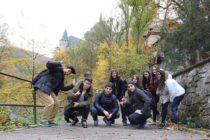 pokorenie-karlshtejna-2016-26 Покорение Карлштейна студентами Института Чешских Университетов 2016