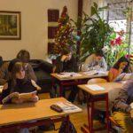 Курсы чешского ближе к общежитию Поездка со студентами в Град Чешский Штемберг 2016