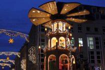 За рождеством – в Дрезден