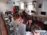 Аплл Частная средняя школа графики и печати Прага