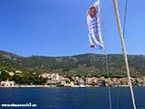 Берег Вис Хорватия отдых 2013